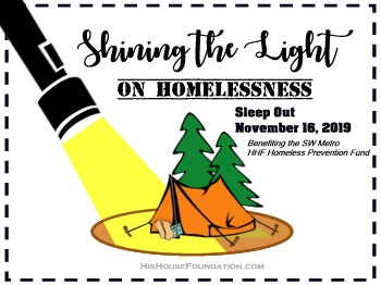 Shining the Light Sleep Out